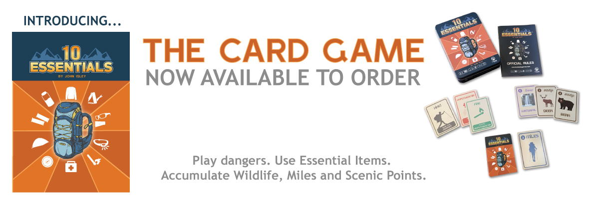 10 Essentials Card Game